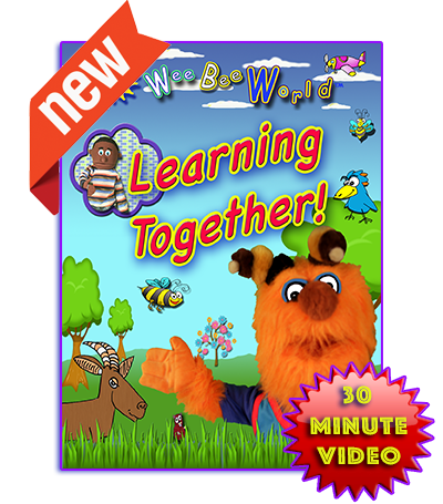 """Learning Together!"" educational movie for children."